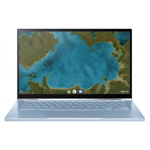 ASUS Chromebook Flip Notebook Blue 64 GB