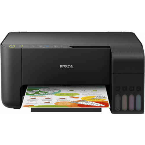 Epson EcoTank ET-2710 A4 Colour Multifunction Inkjet Printer