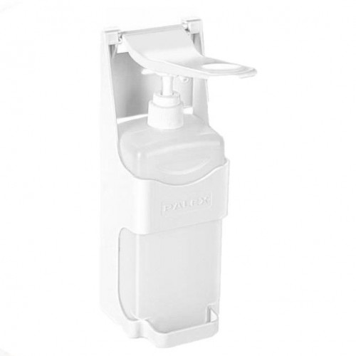 Eucu Bulk Fill Hand Soap Dispenser White