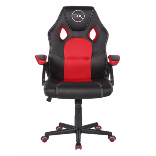 BX Gaming Chair - Black/Red