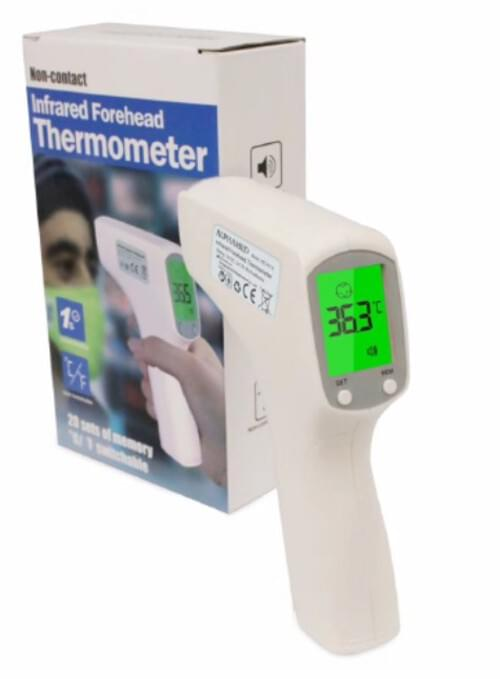 Contactless Thermometer - Own Manufacturer - thermometer - McArdle Computer and Office Supplies