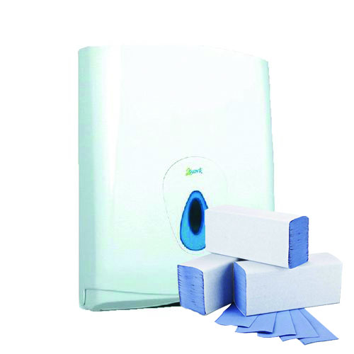 Hand Towels & Dispensers