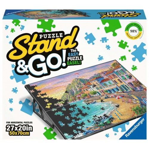 Stand & Go Puzzle Board Easel