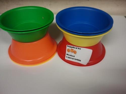 Counter bowls set                  pkt 10
