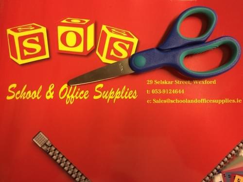 Safety Scissors left hand