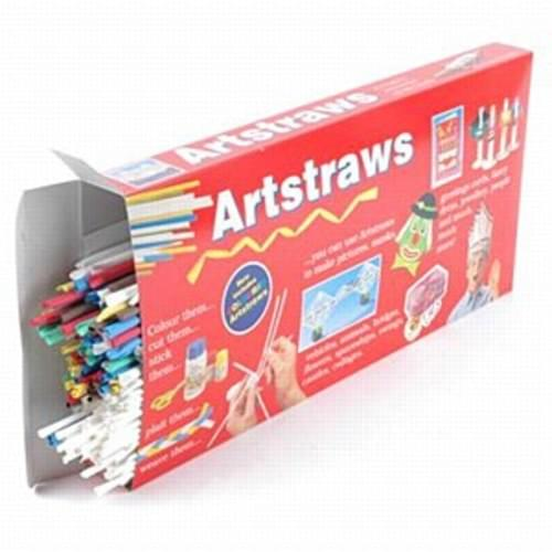 Long art straws-250 stand+50 jumbo