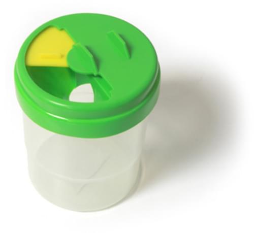 Non Spill Pot/Swivel Lid