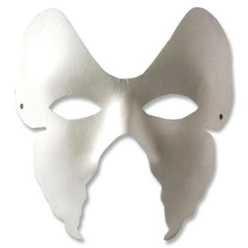 PKT.10 MASKS - BUTTERFLY