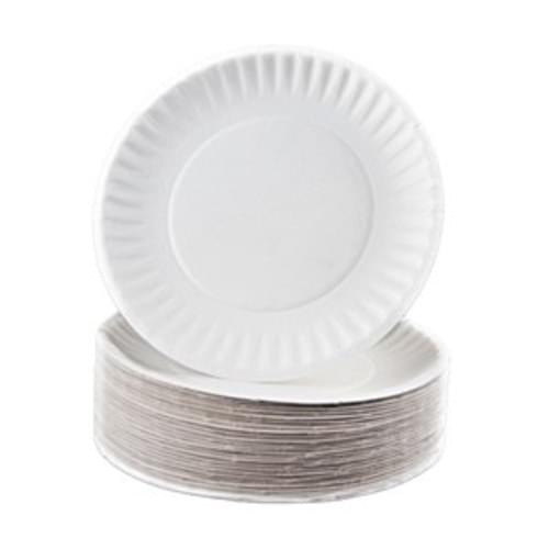 """7"""" Paper Plates pack 100"""
