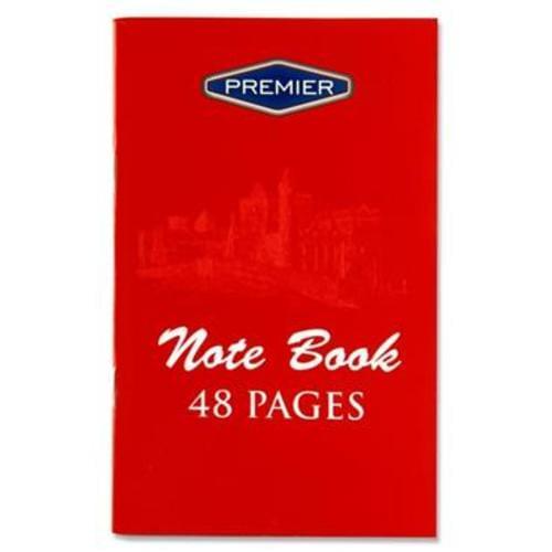 PREMIER 48pg NOTEBOOK
