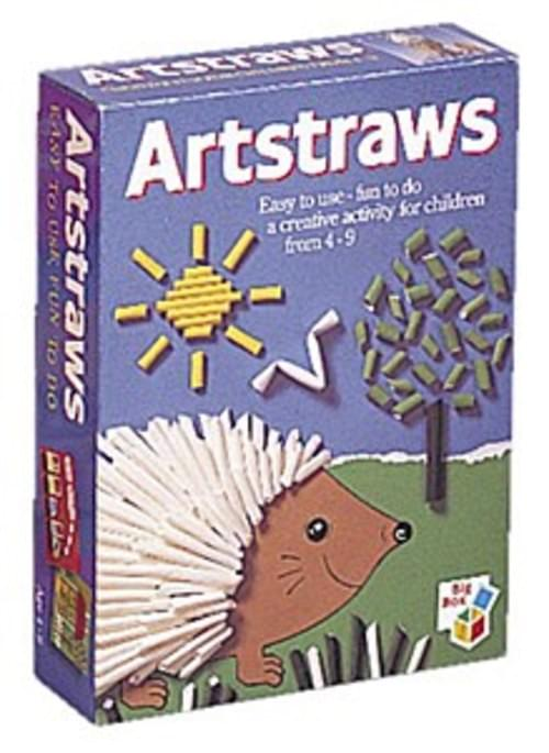 Short art straws-90 stand +125jumbo