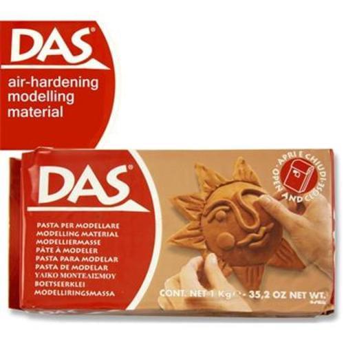 Das Terracotta Air Drying Clay 1kg