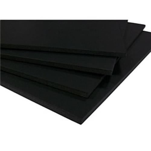 A/4 Black Sugar Paper pk 250