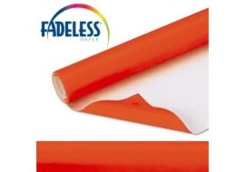 Orange Fadeless 1218mm x 3.6m