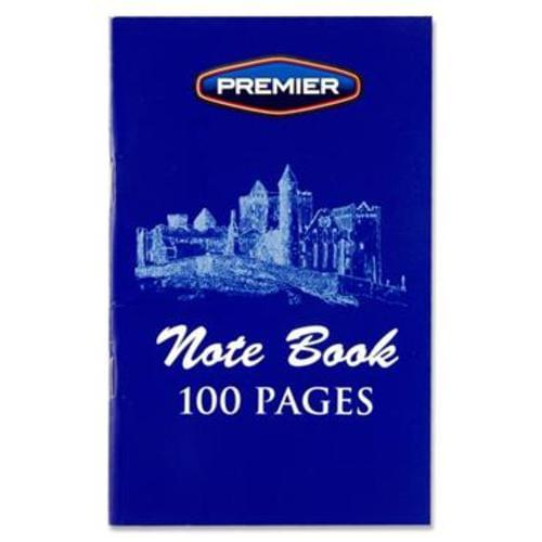 Premier 100 Page Notebook
