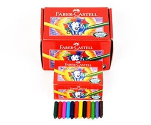 Faber castell Chublets class pk384pcs