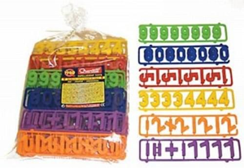 Class Pack Magnetic Numbers approx 300