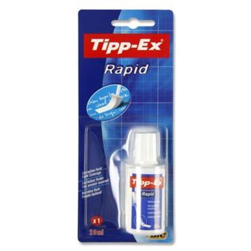 Tippex Rapid fluid - bottle