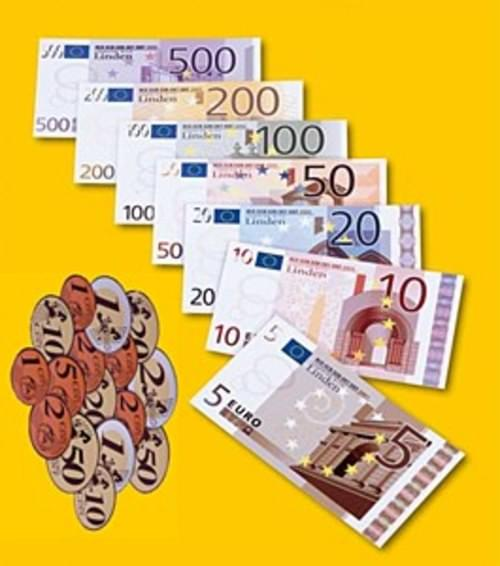 Magnetic Euro Money, set 28