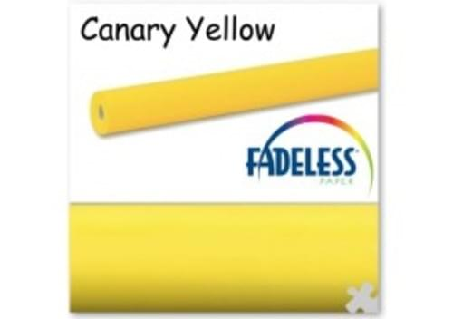 Yellow Fadeless 1218mm x 3.6m