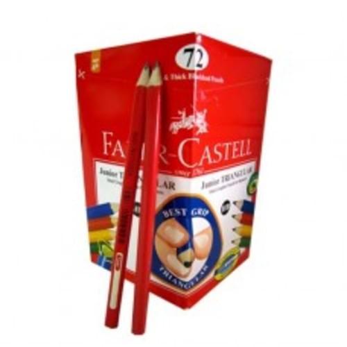 Faber Junior grip pencil box 72
