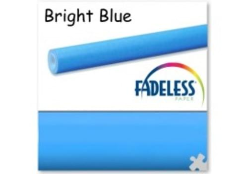Bright Blue Fadeless 1218mm x 3.6m