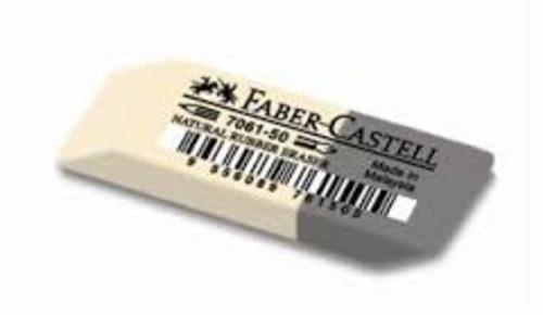 Faber Pencil Erasers box 50