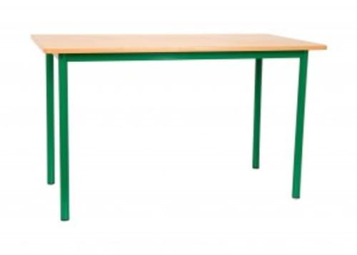 NATIONAL SCHOOL TABLE 1200X600X700MM, GREEN