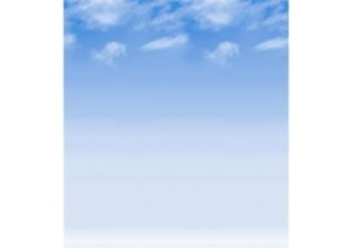 WISPY CLOUDS FADELESS 1218MM x 3.6M