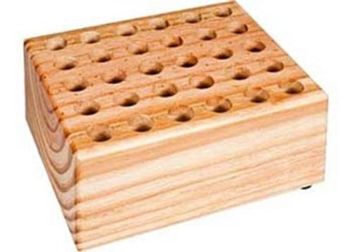 Wooden Scissors block 30 hole