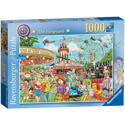 ravenburger The fairground 1000 piece puzzle