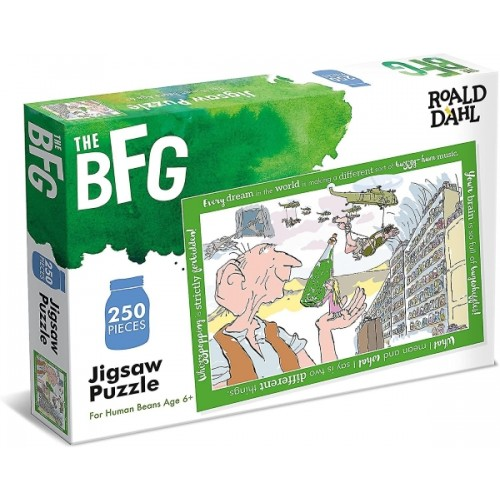 Roald Dahl the BFG 250pcs Puzzle