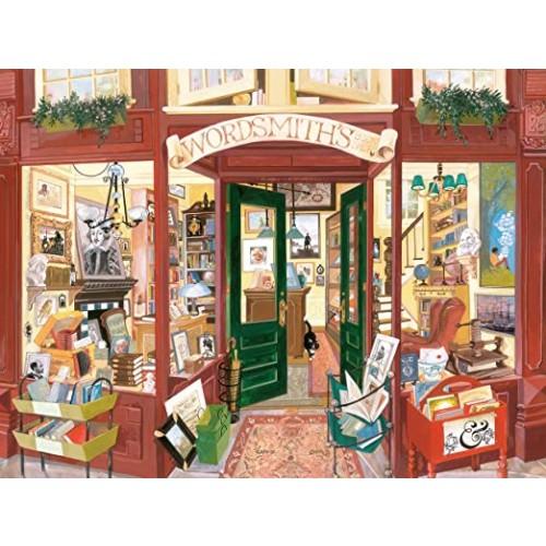 Worldsmith's Bookshop - 1500 Piece Jigsaw