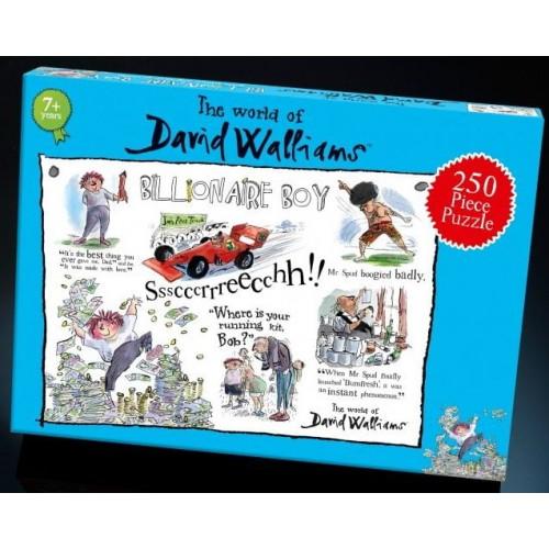 David Walliams Billionaire Boy 250pcs Jigsaw