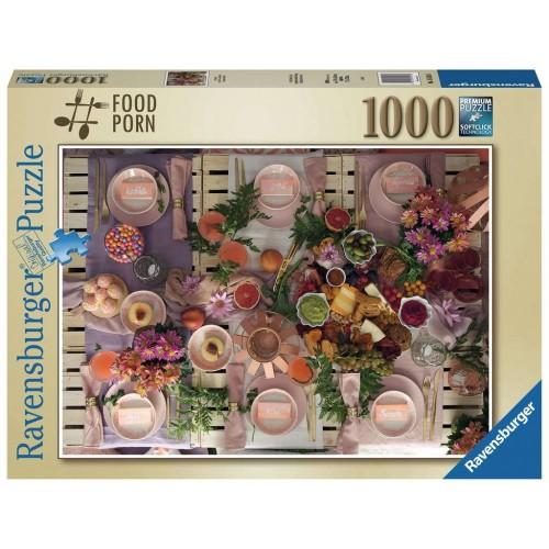 Ravensburger  Love You a Brunch 1000 Piece Jigsaw