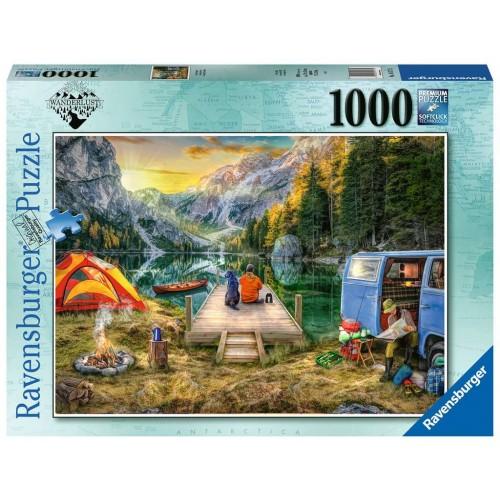 Ravensburger Calm Campside 1000pc
