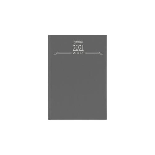 A5 1 Day per Page - HARDBACK -