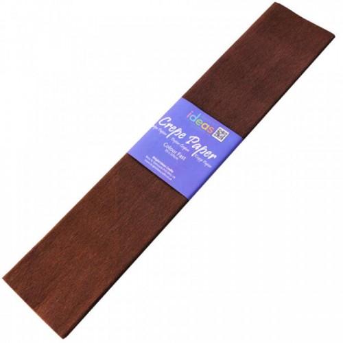 Brown Crepe paper