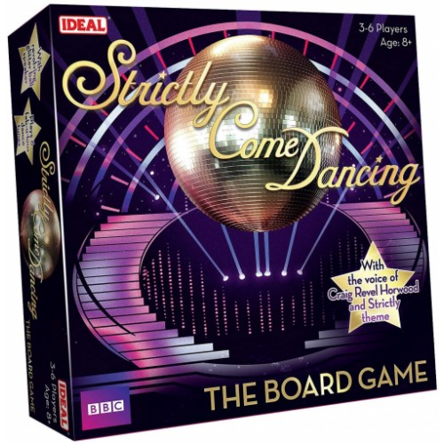 Strictly Come Dancing Board Games