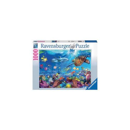 ravensburger snorkeling 1000 piece puzzle