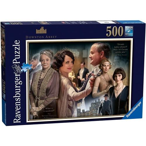 Ravensburger Downton Abbey - 500pcs