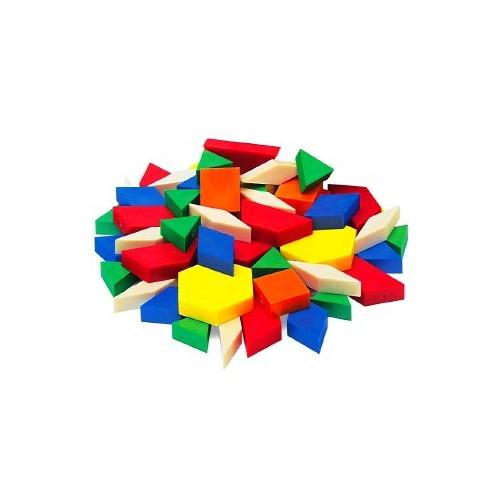 Pattern Blocks  Tub 250