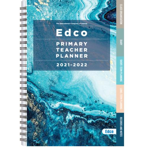 Edco Primary Teacher Planner 2021-2022 - New Edition
