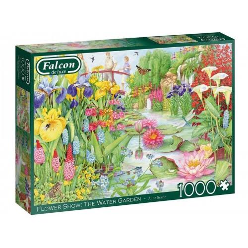 Flower Show:  The Water Garden 1000pcs - Falcon