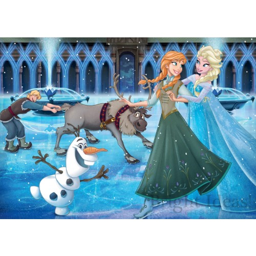 Ravensburger Disney Collector's Edition Frozen Jigsaw Puzzle 1000 Piece