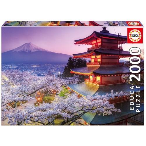 Mount Fuji Japan 2000pcs
