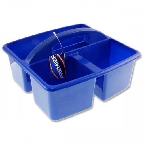 Premier Universal 235x225x130mm Storage Carry Basket - Blue