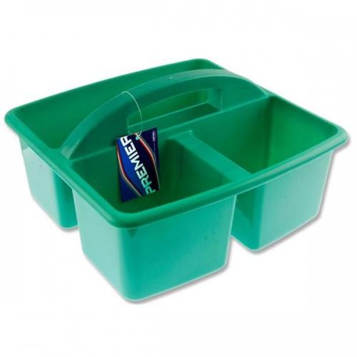 Premier Universal 235x225x130mm Storage Carry Basket - Mint Green