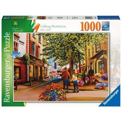 Ravensburger  Irish Collection No.2 Galway Romance 1000 Piece Jigsaw
