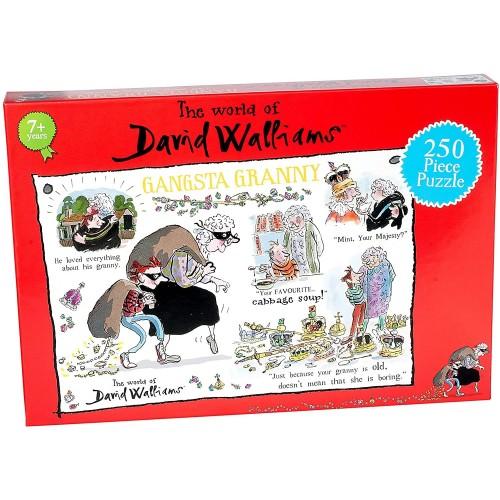 David Walliams the Boy in the Dress 250pcs Jigsaw